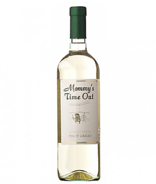 Mommy's Time Out Pinot Grigio 750ml NV