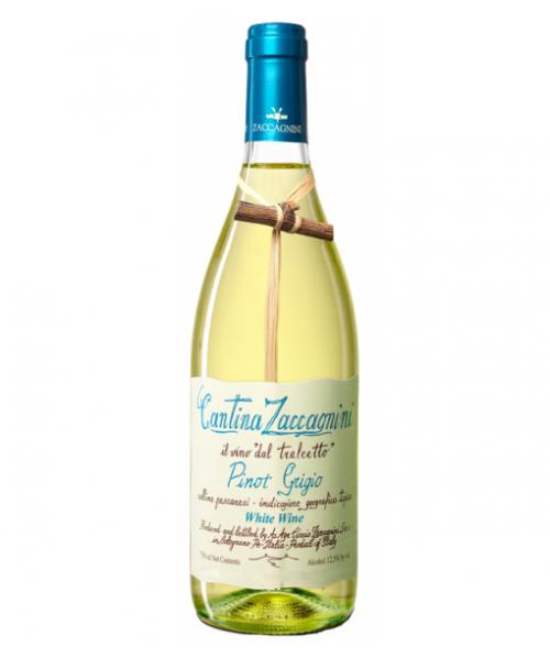 2020 Zaccagnini Pinot Grigio 750ml