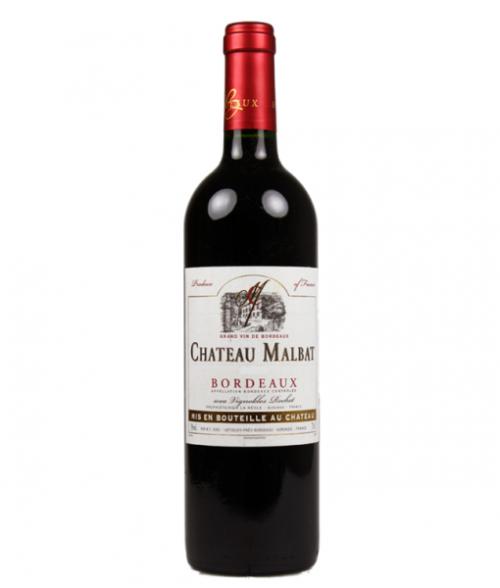 2019 Chateau Malbat Bordeaux Rouge 750ml