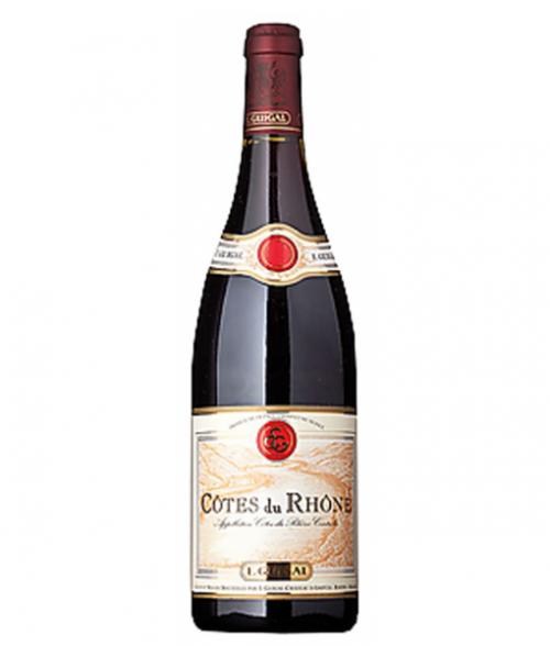 2017 E. Guigal Cotes Du Rhone Rouge 750ml