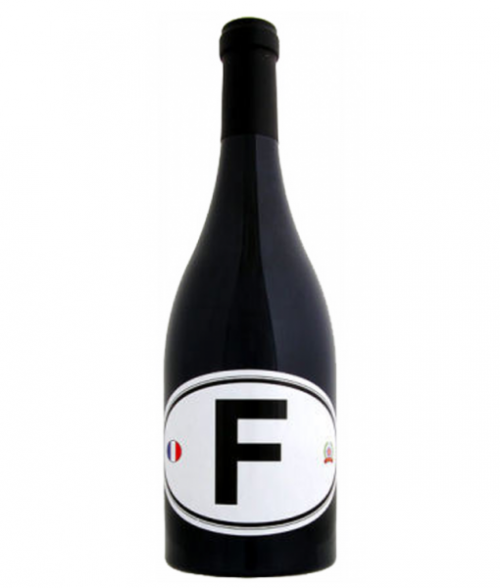 F Locations French Red 750ml NV