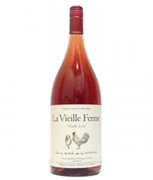 2020 La Vieille Ferme Cotes Du Ventoux Rose 1.5L