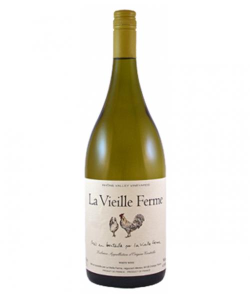 2018 La Vieille Ferme Cotes Du Luberon Blanc 1.5L