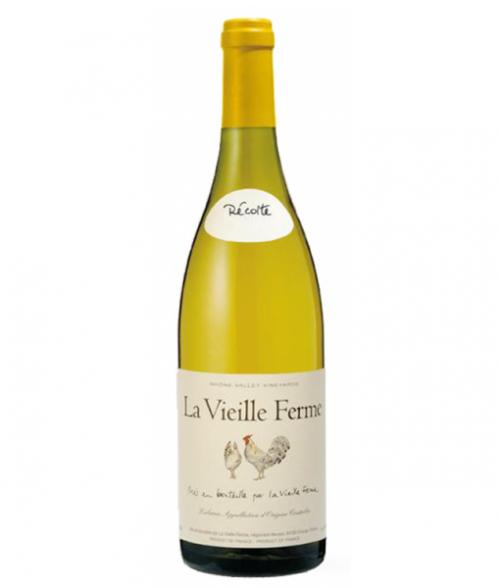 2019 La Vieille Ferme Cotes Du Luberon Blanc 750ml