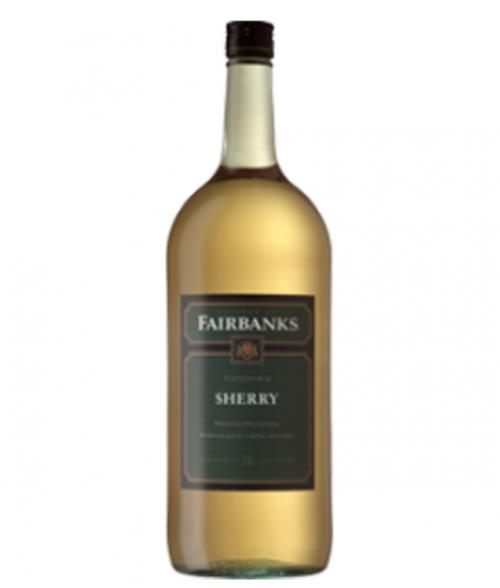 Fairbanks Sherry 1.5L NV