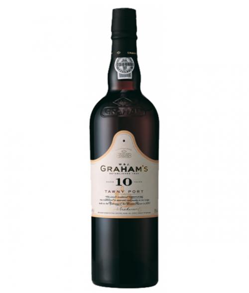Graham's 10Yr Tawny Porto 750ml