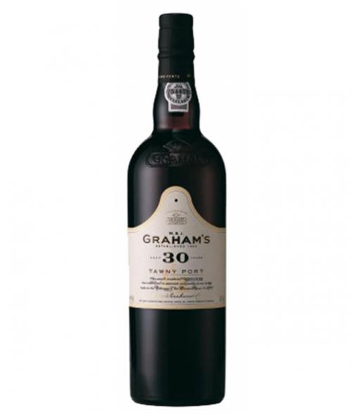 Graham's 30Yr Tawny Porto 750ml