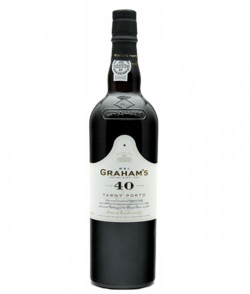 Graham's 40Yr Tawny Porto 750ml
