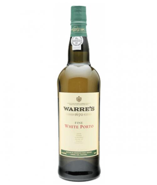 Warre's Fine White Porto 750ml NV