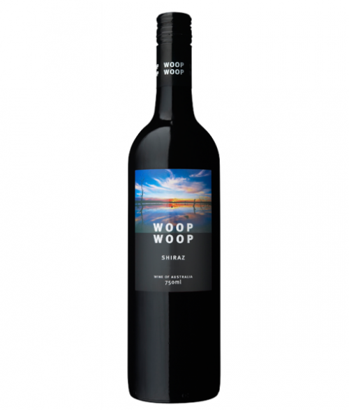 2018 Woop Woop Shiraz 750ml