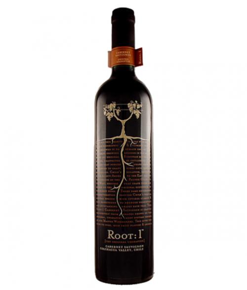 2018 Root One Cabernet Sauvignon 750ml