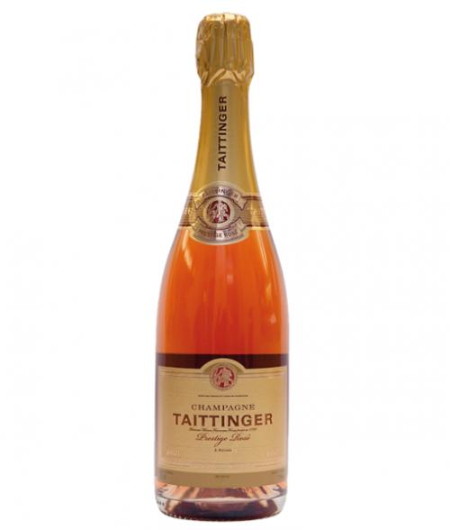 Taittinger Prestige Brut Rose 750ml NV