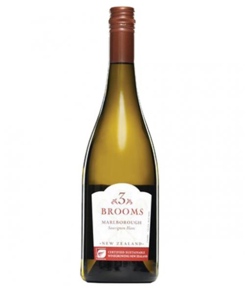 2020 3 Brooms Sauvignon Blanc 750ml