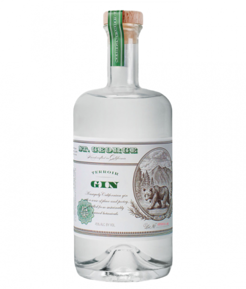 St. George Terroir Gin 750ml