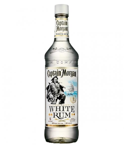 Captain Morgan White Rum 1L