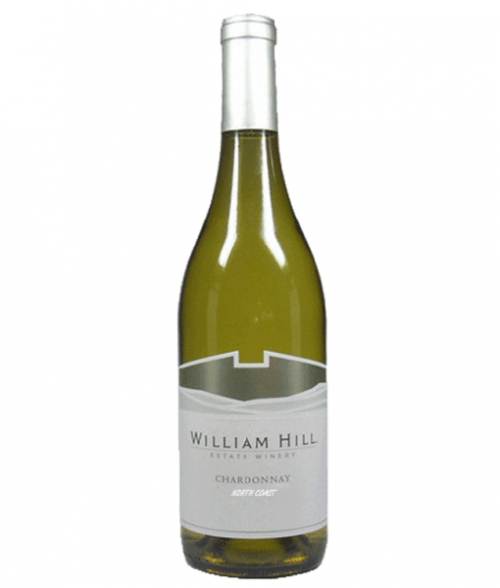 William Hill North Coast Chardonnay Chard 750ml NV