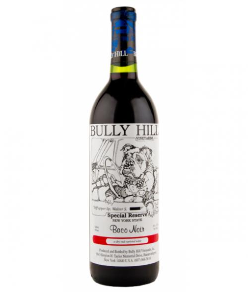 Bully Hill Baco Noir 750ml NV