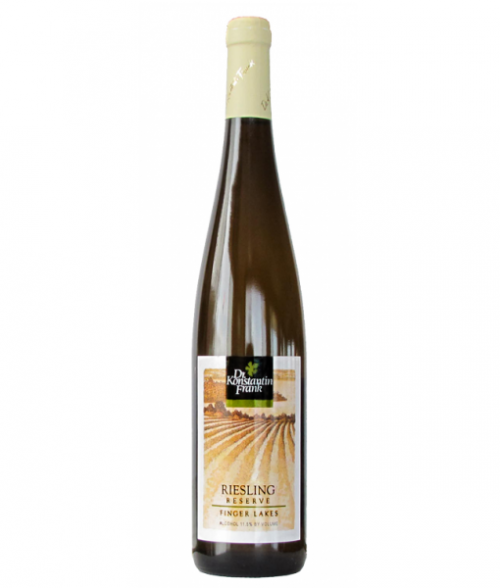 2020 Dr Frank Reserve Riesling 750ml