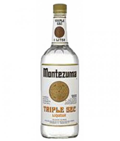 Montezuma Triple Sec 1L