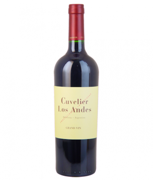 2016 Cuvelier Los Andes Grand Vin Red 750ml