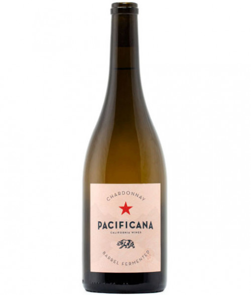 2019 Pacificana Barrel Fermented Chardonnay 750ml