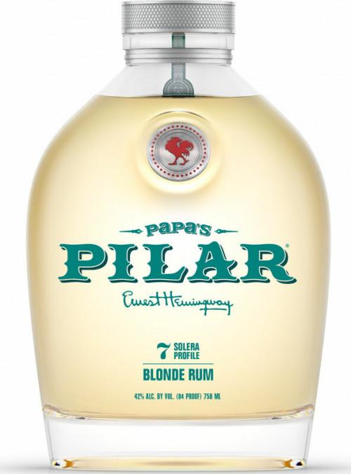 Papa's Pilar Blonde Rum 750ml