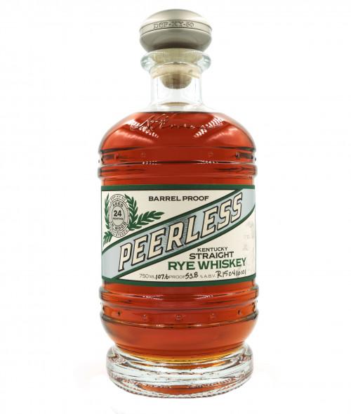 Peerless Straight Rye Whiskey 750ml