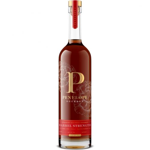 Penelope Barrel Strength Bourbon Whiskey 750ml