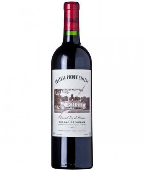 2018 Chateau Picque Caillou Red Pessac-Leognan 750ml