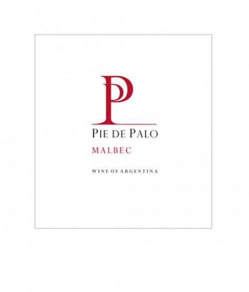 2019 Pie De Palo Malbec 750ml