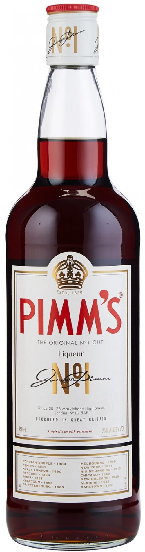 Pimm's Cup No. 1 1L