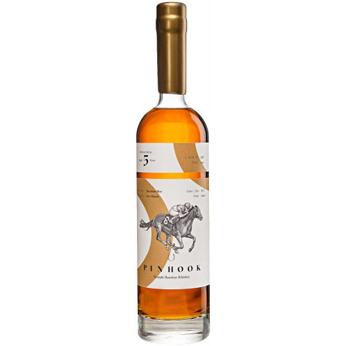 Pinhook War 5Yr Bourbon Whiskey 750ml