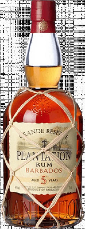 Plantation 5Yr Reserve Dark Rum 750ml