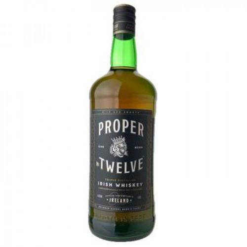 Proper Twelve Irish Whiskey 1.75L