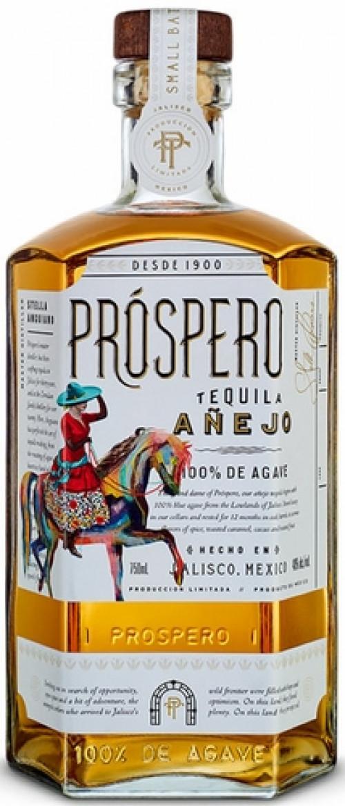Prospero Anejo Tequila 750Ml