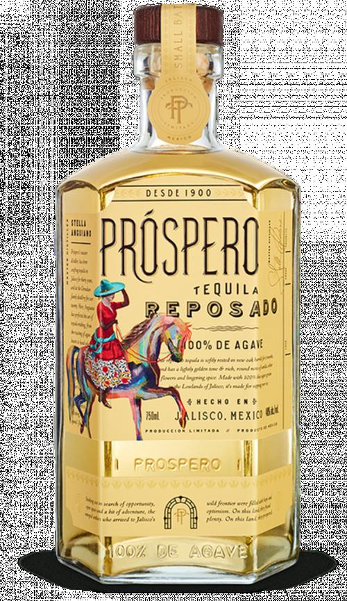 Prospero Reposado Tequila 750Ml