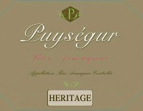 Marquis de Puysegur Bas Armagnac Heritage 750ml