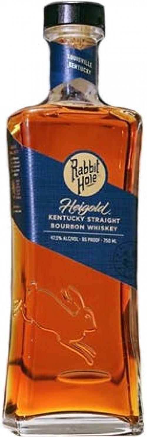 Rabbit Hole Heigold Straight Bourbon Whiskey 750ml