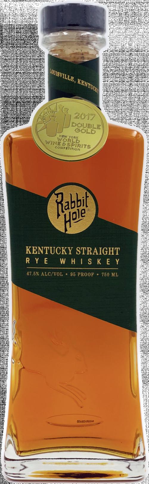Rabbit Hole Boxergrail Straight Rye Whiskey 750Ml