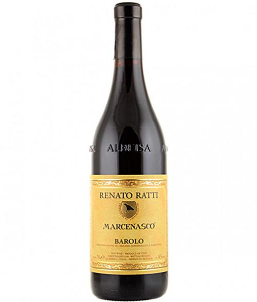 2017 Renato Ratti Barolo Marcenasco 750ml