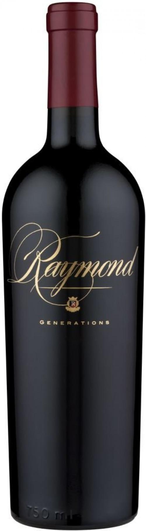 2018 Raymond Generations Red 750ml