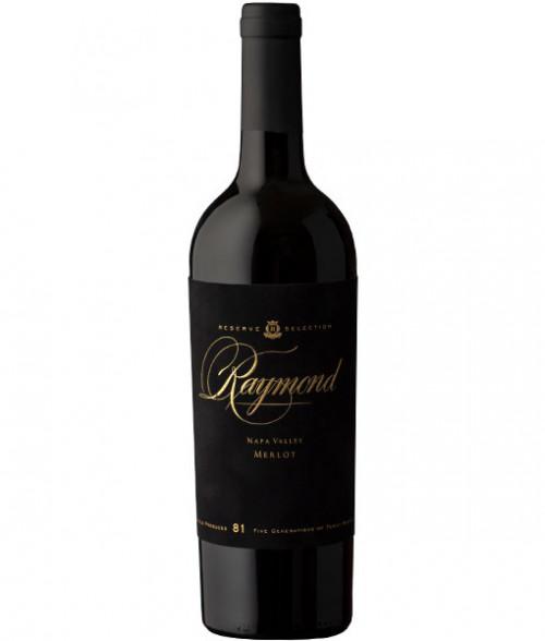 2018 Raymond Black Velvet Reserve Napa Merlot 750ml