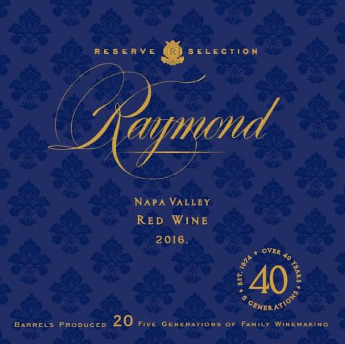 2017 Raymond Blue Velvet Napa Red Wine 750ml