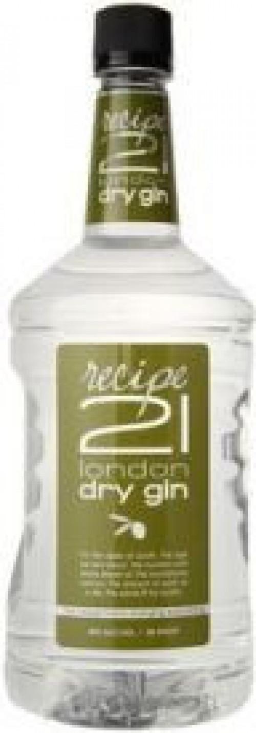 Recipe 21 Gin 1.75L