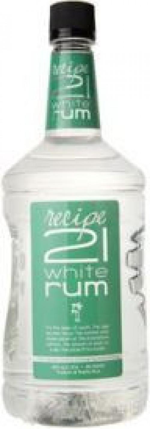 Recipe 21 White Rum 1.75L