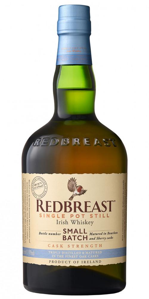 Redbreast Small Batch Cask Strength Irish Whiskey 750ml