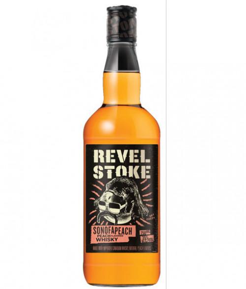 Revel Stoke Sonofapeach Peach Whisky 750ml