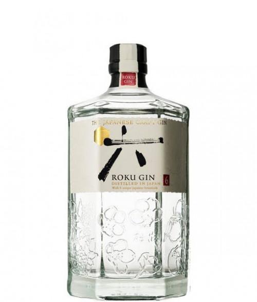 Suntory Roku Gin 750ml