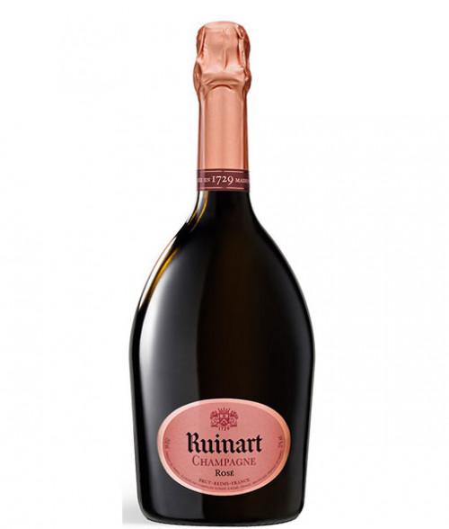 Ruinart Brut Rose Champagne 750ml NV