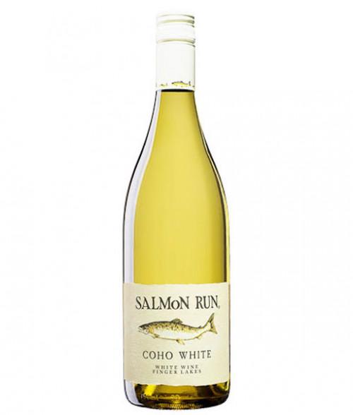 Salmon Run Coho White 750ml NV